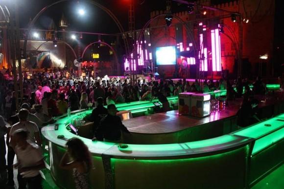 Ночной клуб La Dolce Vita