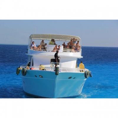 Экскурсия на яхте в Рас-Мохаммед
