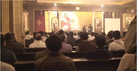 Верующие Копты