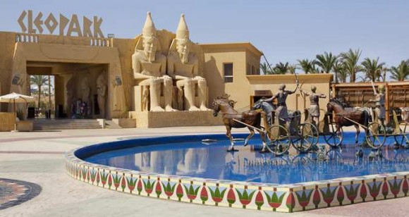 Аквапарк Cleo Park в Шарм-эль-Шейхе