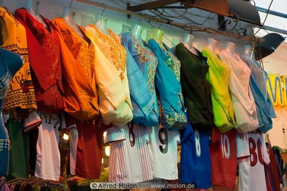 Текстиль в Шарм-эль-Шейхе