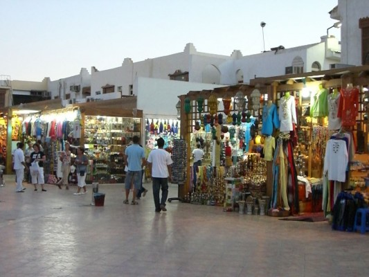 Все про шоппинг в Шарм-эль-Шейхе