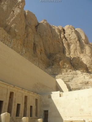 достопримечательность Храм Хатшепсут
