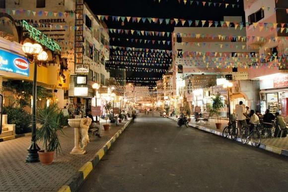Хургада Обзорная экскурсия по городу