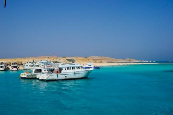 Прогулка на катере к коралловым островам