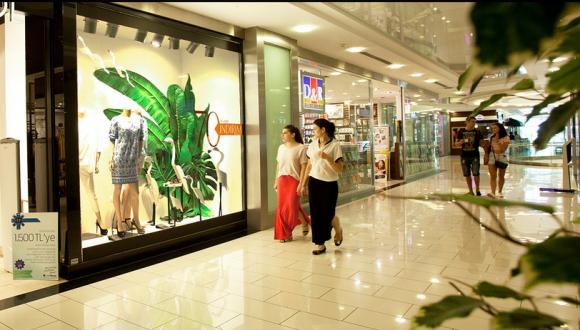 Торговый центр Шемолл Анталия