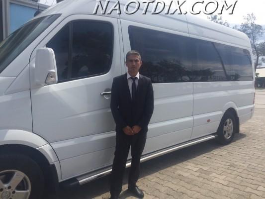 Palace Car Rental , наряду с арендой, так-же предоставляет индивидуальный трансфер из/в аэропорт Анталии.