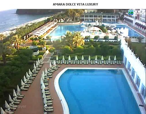 Шикарный отель - Амара Дольче Вита