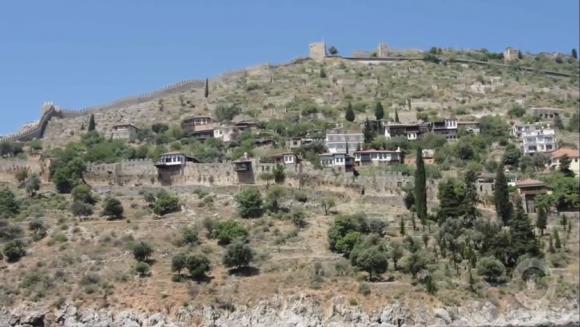 старый город алания