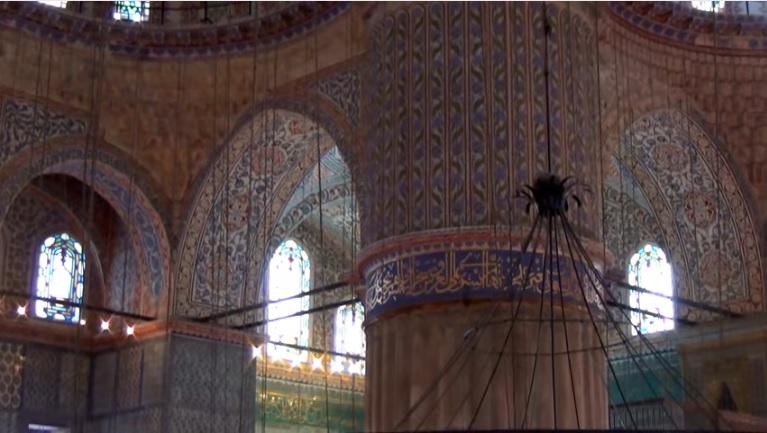 арки мечети