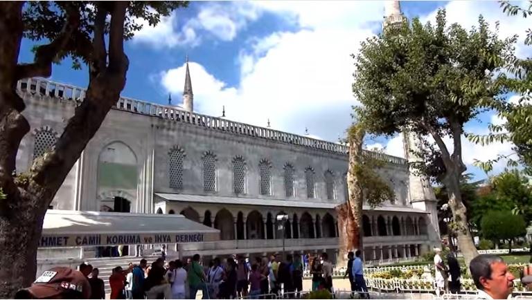 архитектура мечети