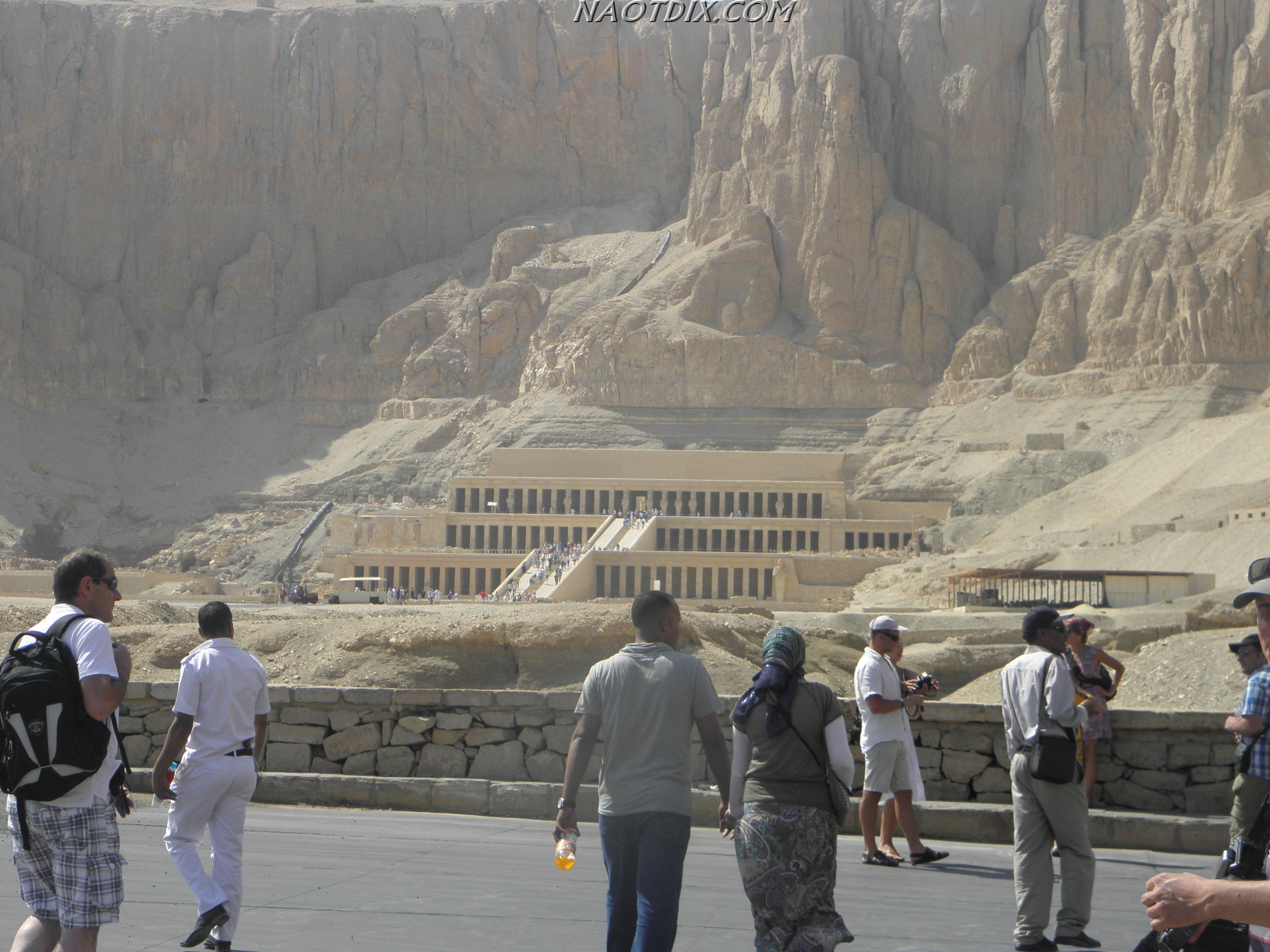 Египет. Храм Хатшепсут – мощь и величество