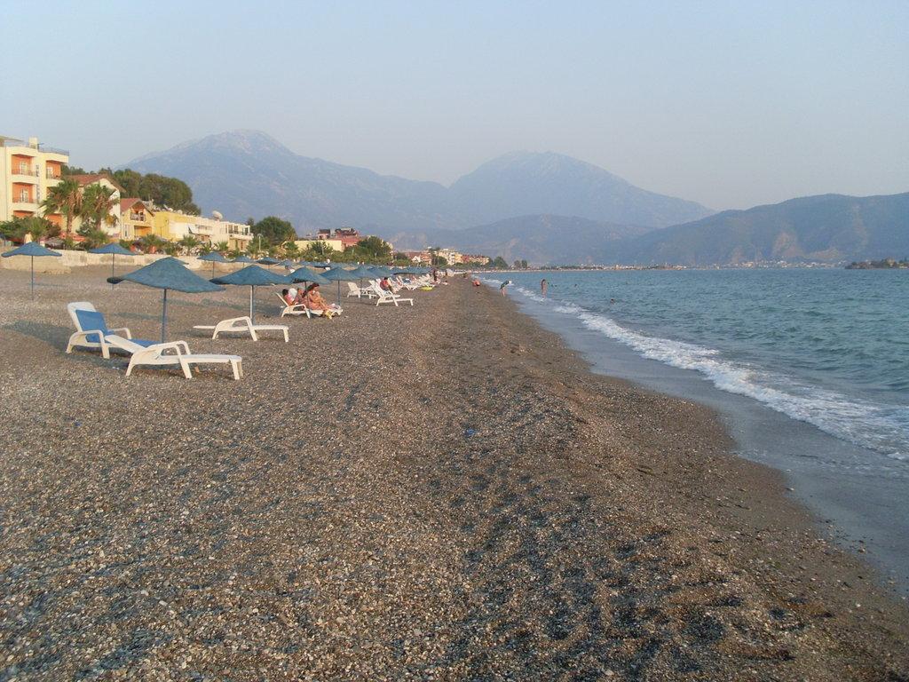 отели Фетхие с песчаным пляжем